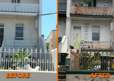 A Bit of Hamptons in Paddington Before&After 1200 x 628