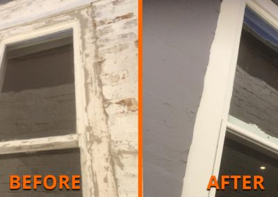Before & After Oct Job 2B