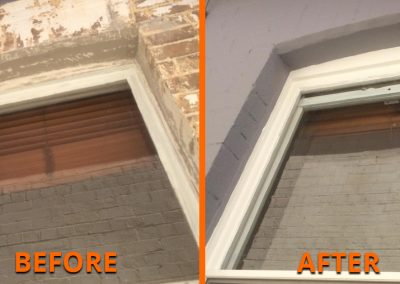 Before & After Oct Job 4B